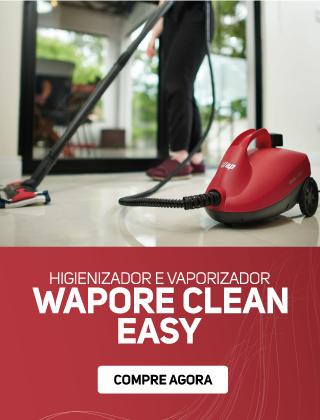 Higienizador e Vaporizador WAP Wapore Clean Easy